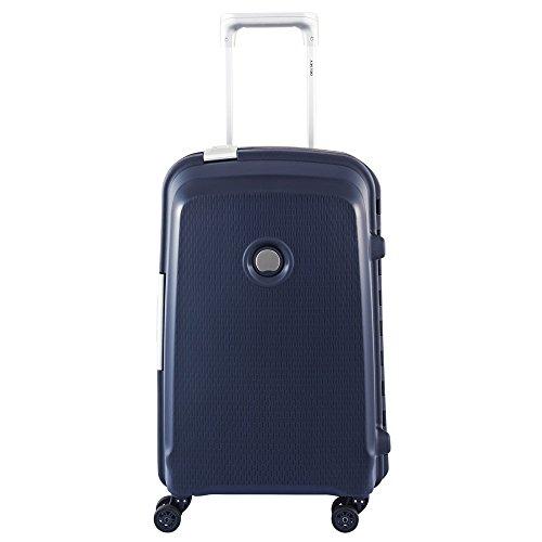 DELSEY PARIS BELFORT PLUS Valise, 55 cm, 48 litres, Bleu