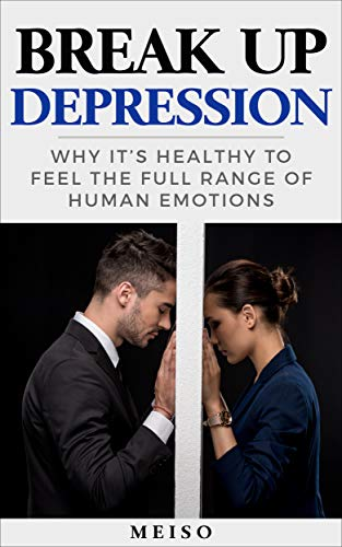 Break Up Depression: Why It's Healthy To Feel The Full Range Of Human Emotions (Fear Loneliness Depression Girls Guys Men Women Love Relationships Rock ... Lose Fail Confidence Joy) (English Edition) Personal Best Full Range