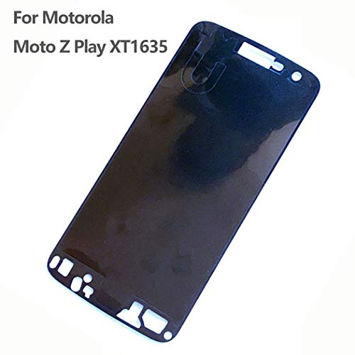 Aufkleber für LCD-Digitizer-Rahmen, selbstklebend, für Motorola Moto Z Play XT1635