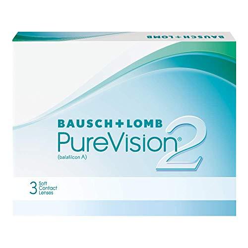 PureVision2 HD Monatslinsen weich, 6 Stck / BC 8.60 mm / DIA 14.00 mm / -07.00 Dioptrien