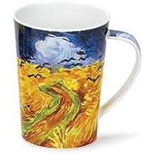 DUNOON Bone China Impressionismus Tasse - Wheat Field