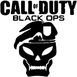 Call of Duty Black ops Vinyl Wall Quote Living Room bedroom art boys Sign Decal Sticker Shop Home Cafe Hotel (SMALL) FREE P&P