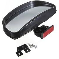 Generic qy-uk4–16feb-20–3616* 1* * 5631* * specchi auto grado BL Blind Spot Adjusta regolabile T Mirro angolo specchi van traino ampio angolo di IDE specchi