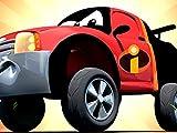 Matt das Polizeiauto ist Mr. Incredible! / Tao das Tuktuk ist Dory aus Findet Nemo