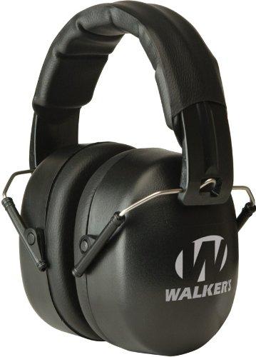 Walkers EXT Range Shooting zusammenklappbar Muff, 34NRR