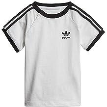 2f6e4a410 Amazon.es  Camiseta negra bebe - adidas