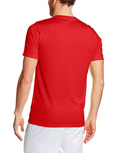 Nike Ss Park Vi Jsy, Maglietta Uomo University Red/Bianco