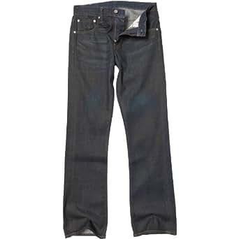 "Mens Levi's 527 Low Boot Cut Jeans Canada Blue Guys Gents (38x32 38"" Waist 32"" Leg)"