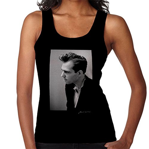 Phil Nicholls Official Photography - Paul Simonon The Clash The Tate Gallery 1989 Women's Vest