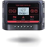 Confronta prezzi 10a/20a/30a Solar Charge Controller 12V 24V con retroilluminazione funzione USB 5V per ricarica cellulare LCD batteria pannello solare regolatore - Utensili elettrici da giardino - Confronta prezzi