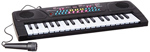 Negi Electronic Musical Melody Keyboard, Multi Color