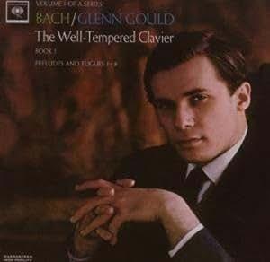 Glenn Gould Jubilee Edition: Bach: das Wohltemperierte Klavier, Buch 1 BWV 846-853