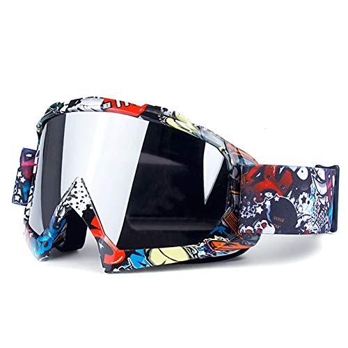 0badd3da2c Beydodo Gafas de Esqui Gafas Hombre Gafas Mujer Gafas de Nieve Gafas Moto Hombre  Gafas de