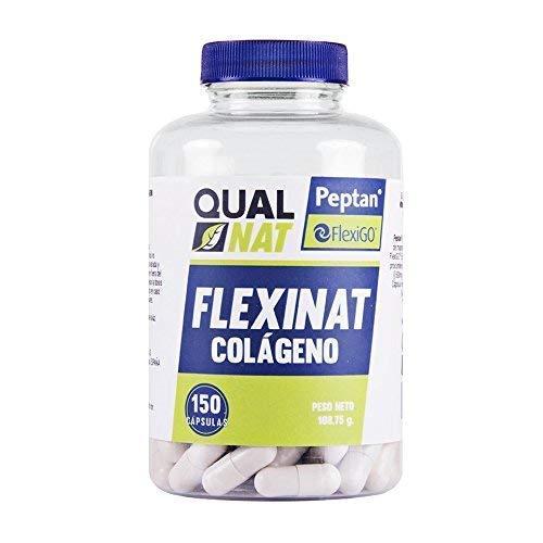 Colágeno con formulación exclusiva de Peptan® para el cuidado específico de articulaciones – Colágeno marino Peptan® con magnesio y harpagofito flexigo® para el cuidado de huesos - 150 cápsula