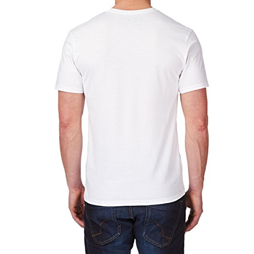 Fox Herren T-shirt Legacy Foxhead Ss Tee Weiß