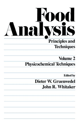 Food Analysis: Principles and Techniques (In 4 Volumes) (English Edition)