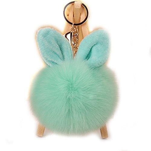 ursfur-mullido-pompon-ronda-oreja-de-conejo-bolsa-colgante-llavero-novedoso-regalo