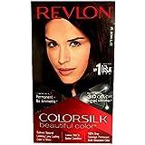 Revlon Colorsilk Hair Color, Brown Black 2N