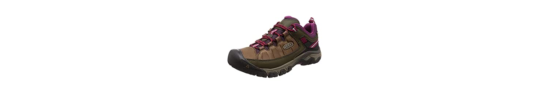 Keen Targhee Exp Waterproof, Zapatos de Low Rise Senderismo para Mujer -