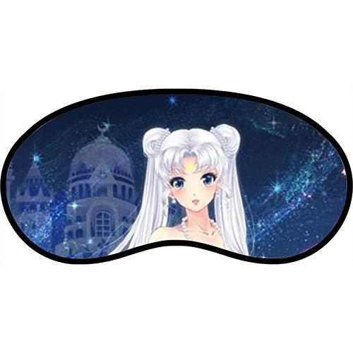 Augenmaske Kühlend-Anime Brille Schlaf Anime Schöne Mädchen Augenmaske Periphere Schattierung Atmungsaktive Männer Und Frauen Schlafen Augenmaske Geschenk Geschenk Wdf