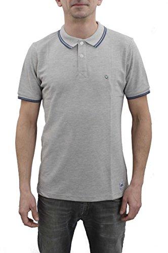 Picture Herren Poloshirt Einheitsgröße Grau