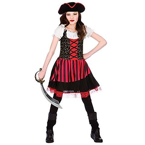 Costume Pirate Hat - Pretty Pirate Girl - Kids Costume 11