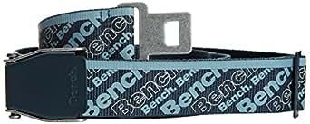 Bench Men's Bennat Belt, Blue (Midnight Navy), One Size