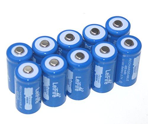 10pcs-16340-CR123A-37V-Akku-wiederaufladbare-Lithium-ion-Batterie-fr-led-lampe-taschenlampe-laserpointer