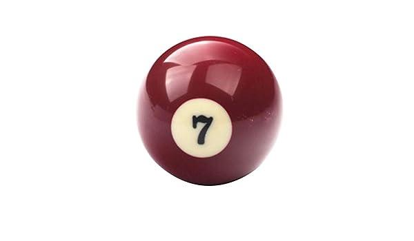 NO.13 Black Temptation 1 Pcs Cue Sport Snooker USA Pool Billardkugeln 57.2 mm //2-1//4