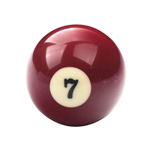 Black Temptation 1 Pcs Cue Sport Snooker USA Pool Billardkugeln 57.2 mm /2-1/4 -NO.7