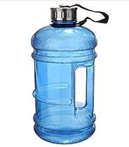 مطارة ماء زرقاء رياضية 2.2 لتر