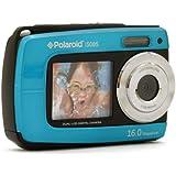 Polaroid is085-blu-cop 16Digitalkamera mit 2,7Zoll LCD (blau)