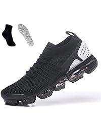 Air 2018 Uomo Donna Scarpe da Ginnastica Corsa Sportive Running Fitness Mesh  Sneakers baac6f6757d