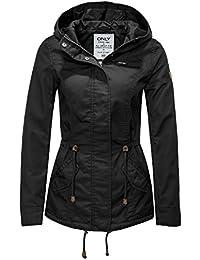 ONLY Damen Onlnew Lorca Spring Parka Jacket Cc Otw