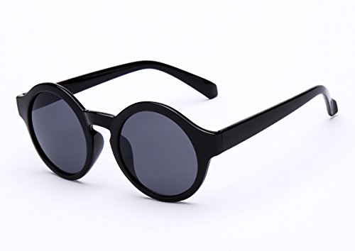 Whycat Sonnenbrillen für Herren und Damen Classic Summer Luxury Oversized Aviator, für Radsportgolf Sonnenbrille Damen Polarisiert(Schwarz)