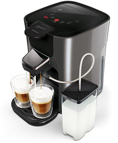 Philips Senseo HD6574/50 Latte Duo Kaffeepadmaschine (2