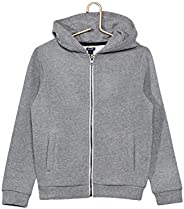 Kiabi Boys Eco-Design Zip-Up Sweatshirt