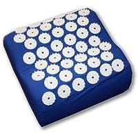 Shanti Akupressurkissen / Nagelkissen (Blau / 23x23cm) preisvergleich bei billige-tabletten.eu