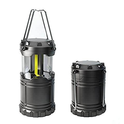 2 Pack Camping Lantern LED Lantern Collapsible Portable Lightweight Waterproof and Ultra Bright Ideal for Hiking Garage Emergencies Hurricanes Outages Shed
