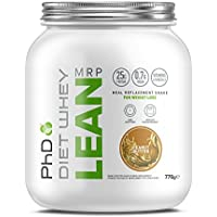 PhD Nutrition Diet Whey Lean Meal Replacement Powder, Peanut Butter