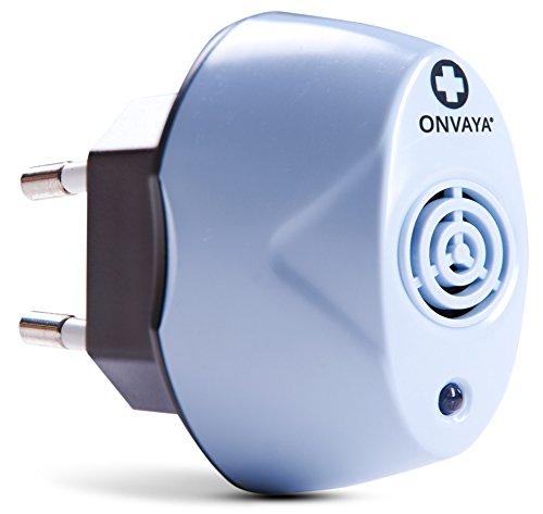 ONVAYA Ultraschall Milbencontroller | Mittel gegen Milben | Hausstaubmilben effektiv bekämpfen | Milbenschutz ohne Chemie