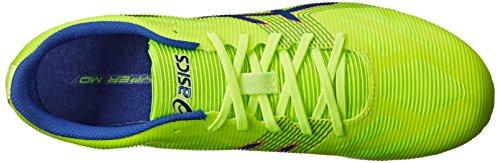Asics Mens Hyper MD 6 Track and Field Shoe Flash Yellow/Deep Blue/Flash Orange
