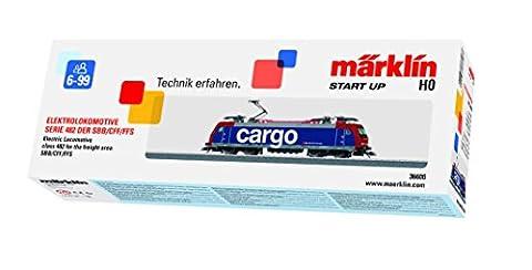 Märklin - 36606 - Modélisme Ferroviaire - Locomotive Électrique - Série 482 CFF Cargo