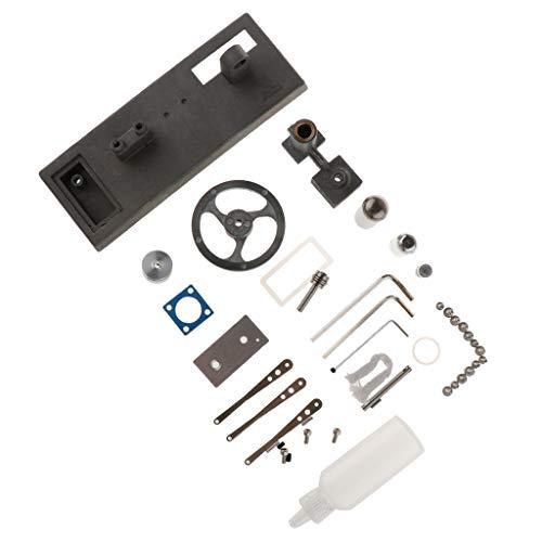 Baoblaze Stirlingmotor Heißluftmotor Dampfmaschinen Generator Modell Spielzeug Sammlung