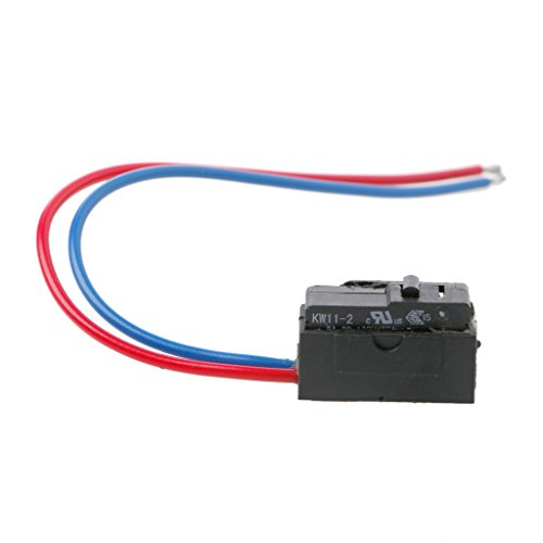Xuniu Linke Tür Sensor Lock Mikroschalter Für Octavia Fabia Superb Passat B5 Bora Golf 4 MK4