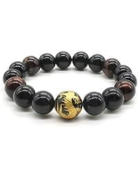 82eac56c170e0 Amazon.co.uk: Agate - Bracelets / Men: Jewellery