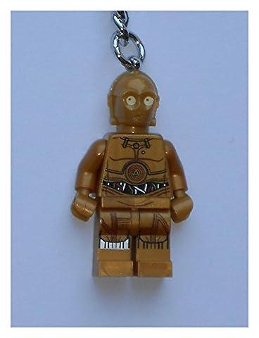 LEGO Star Wars : C-3PO Porte-Clés 2015