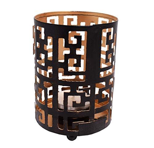 Hashcart - Portavelas luz té tradicional / Portavelas