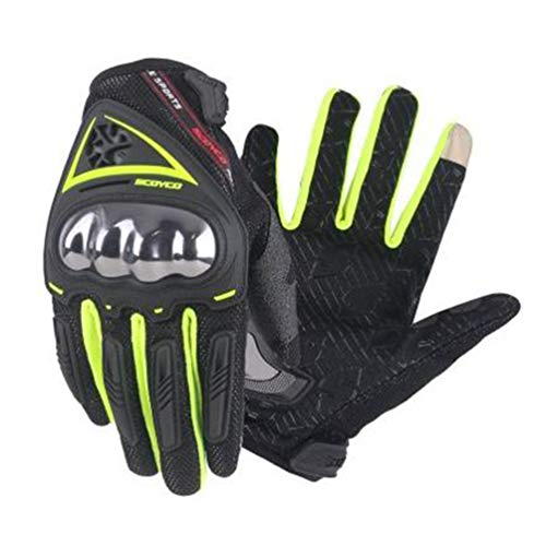 Touch Screen Moto Moto Guanti Invernali Mezza Estate/Full Finger Guanti Moto Sport All'Aria Aperta Traspirante Indossabile Motocross Handwear XL