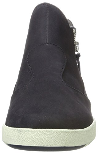 Aerosoles Damen Ship Advisor Mix Nubuck Chelsea Boots Blau (Navy)